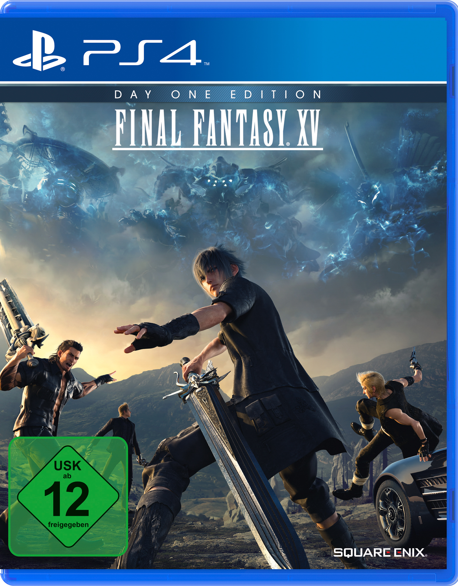 Final Fantasy XV (Day One Edition)