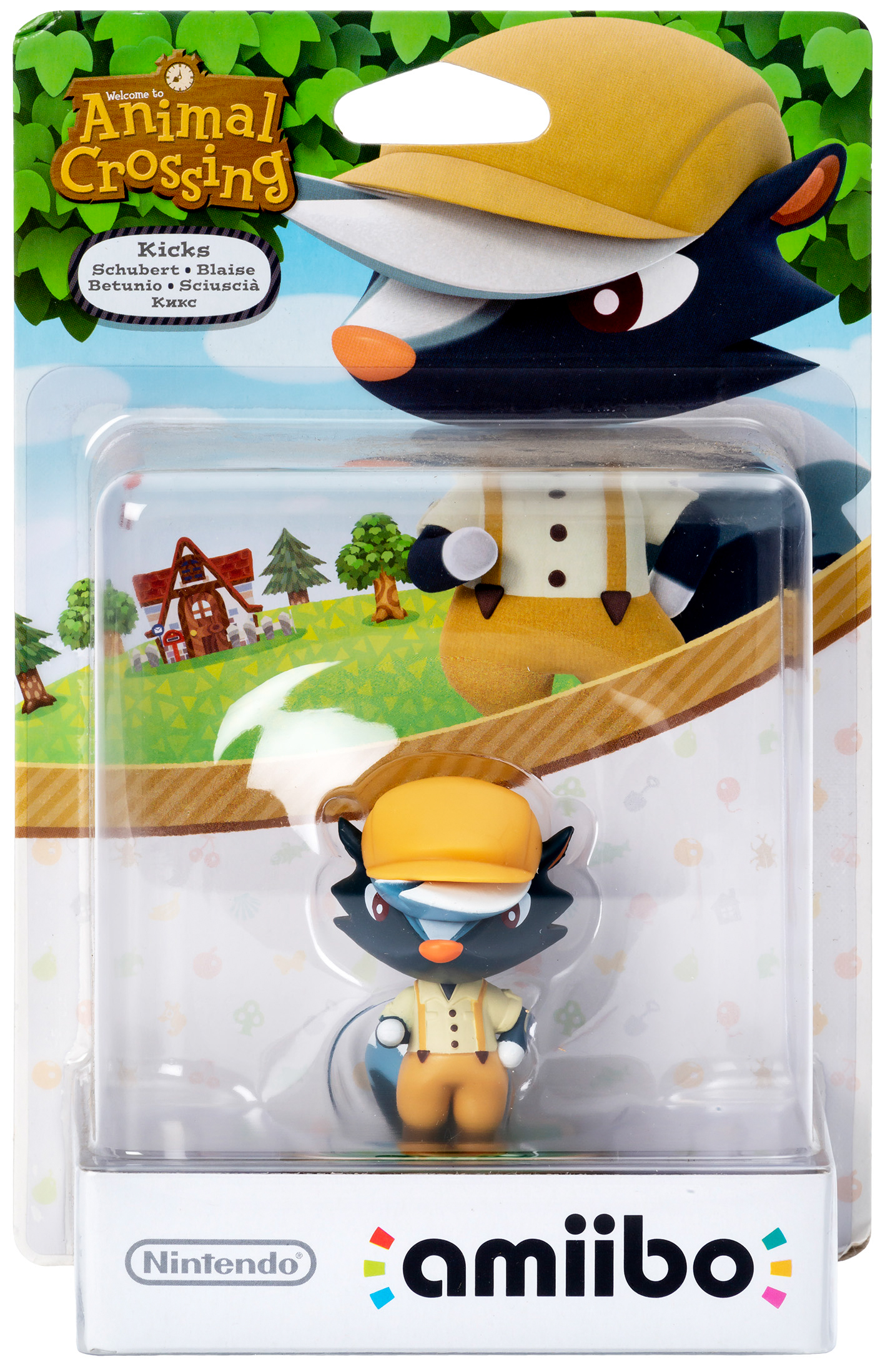 amiibo Animal Crossing - Schubert