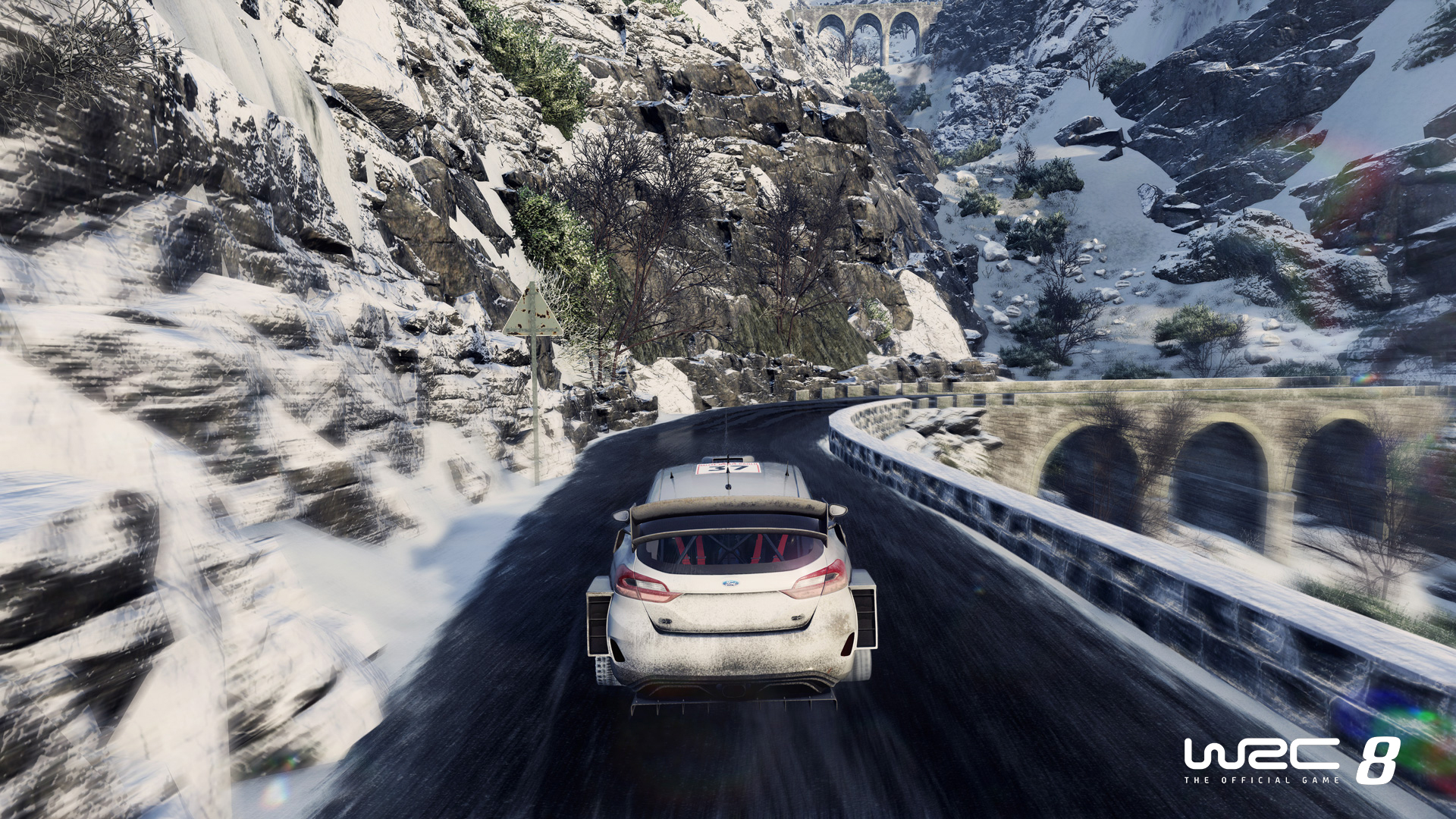 WRC 8 (Code in the Box)