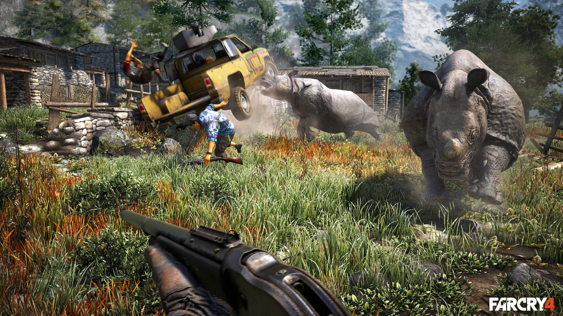 Far Cry 4 + 5 Double Pack (Compilation)