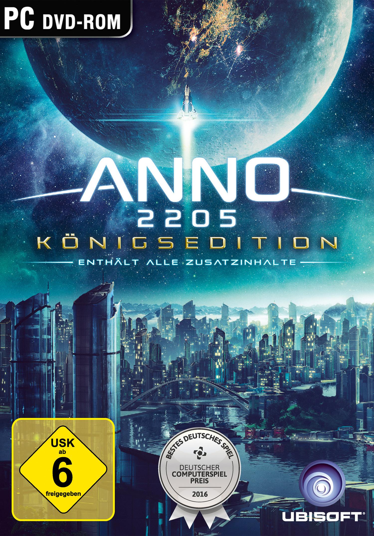 Anno 2205 Königsedition